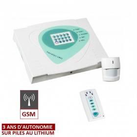 Alarme anti intrusion ardis securite fr for Alarme box garage